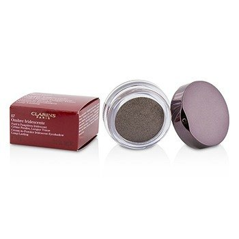 Clarins Ombre Iridescente Cream To Powder Iridescent Eyeshadow - #07 Silver Plum  7g/0.2oz