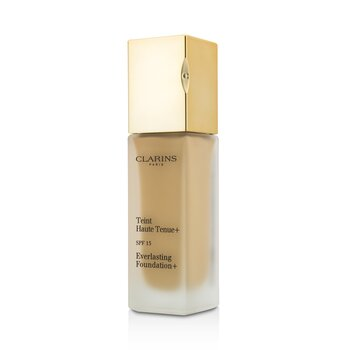 Clarins Everlasting Foundation+ SPF15 - # 107 Beige  30ml/1.1oz