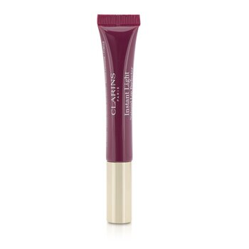 Clarins Eclat Minute Instant Light Natural Lip Perfector - # 08 Plum Shimmer  12ml/0.35oz