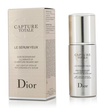 Christian Dior Capture Totale 360 Light-Up Open-Up Suero de Ojos Reponedor  15ml/0.5oz