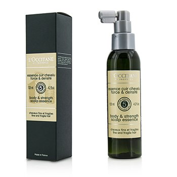 L'Occitane Aromachologie Body & Strength Scalp Essence (Fine and Fragile Hair)  125ml/4.2oz