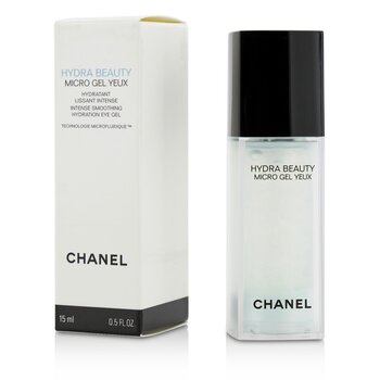 Chanel Hydra Beauty Micro Gel Yeux Gel de Ojos Hidratación Suavizante Intensa  15ml/0.5oz
