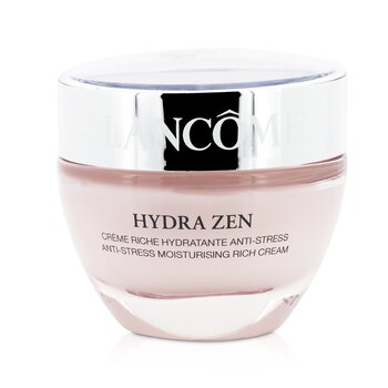 Lancome Hydra Zen Crema Rica Humectante Anti Estrés - Piel Seca, incluso Sensible  50ml/1.7oz