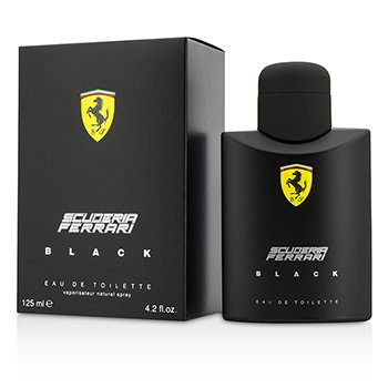 Ferrari Ferrari Scuderia Black Eau De Toilette Spray  125ml/4.2oz