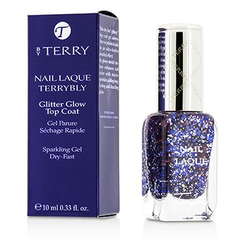 By Terry Nail Laque Terrybly Gitter Glow Capa Final - # 700  10ml/0.33oz