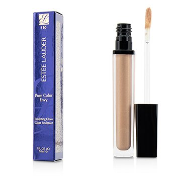 Estée Lauder Pure Color Envy Sculpting Gloss - #110 Discreet Nude  5.8ml/0.1oz