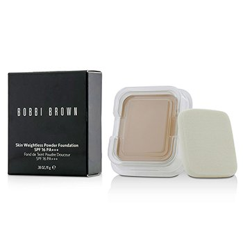 Bobbi Brown Skin Weightless Powder Foundation SPF 16 Refill - #2.5 Warm Sand  11g/0.38oz