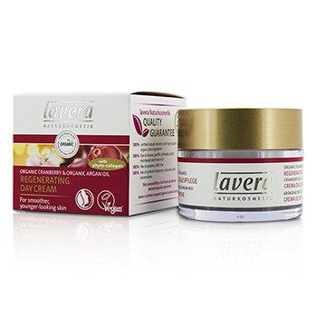 Lavera Crema Regeneradora Día Aceite de Argán & Arándano Orgánico  50ml/1.6oz