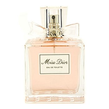 Christian Dior Woda toaletowa Miss Dior Eau De Toilette Spray (New Scent/ bez pudełka)  100ml/3.4oz
