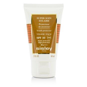 Sisley Super Soin Solaire Protector de Juventud Para Rostro SPF 30 UVA PA+++  60ml/2oz