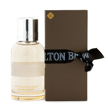 Molton Brown Re-Charge Black Pepper Agua de Colonia Vap.  50ml/1.7oz