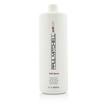 Paul Mitchell Soft Style Spray Suave (Spray de Acabado)  1000ml/33.8oz