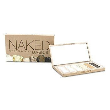 Urban Decay Naked Basics Eyeshadow Palette: 6x Eyeshadow (Crave, Faint, Foxy, Naked2, Venus, Walk of Shame)  6x1.3g/0.05oz