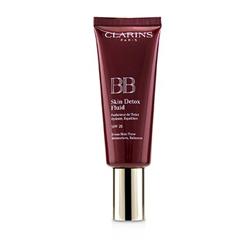 Clarins BB Skin Detox Fluid SPF 25 - #00 Fair  45ml/1.6oz