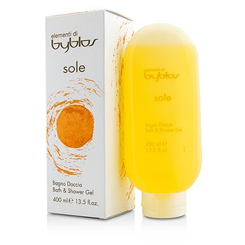 Byblos Sole Gel de Baño & Ducha  400ml/13.5oz
