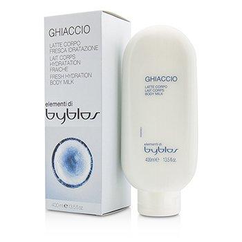Byblos Ghiaccio Fresh Hydration Leche Corporal  400ml/13.5oz