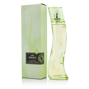 Cafe Cafe Cafe Green Eau De Toilette Spray  50ml/1.7oz