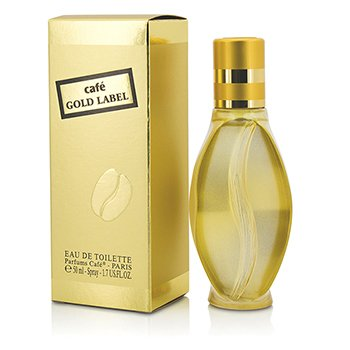 Cafe Cafe Cafe Gold Label Eau De Toilette Spray  50ml/1.7oz