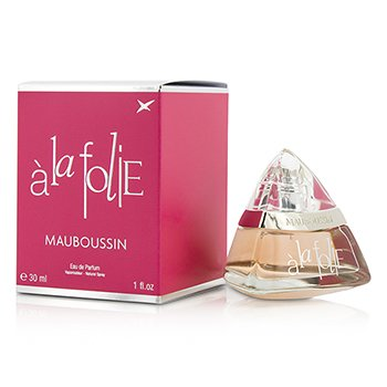 Mauboussin A La Folie Eau De Parfum Spray  30ml/1oz