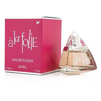 Mauboussin A La Folie Eau De Parfum Spray  50ml/1.7oz