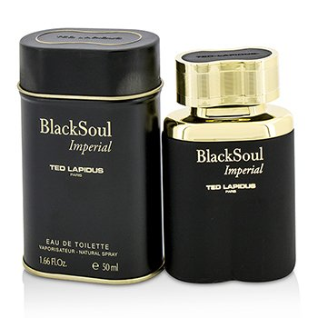 Ted Lapdius Black Soul Imperial Eau De Toilette Spray  50ml/1.66oz