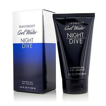 ダビドフ Cool Water Night Dive Shower Gel  150ml/5oz