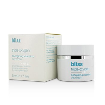 Bliss Triple Oxygen Energizing Vitamin C Day Cream  50ml/1.7oz