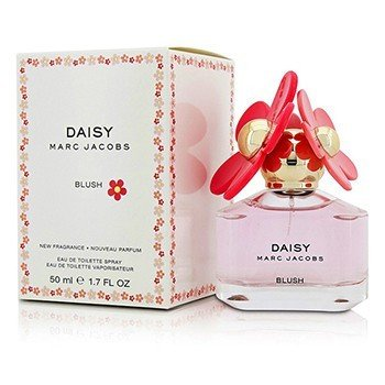 Marc Jacobs Daisy Blush Eau De Toilette Spray (Edición Limitada)  50ml/1.7oz