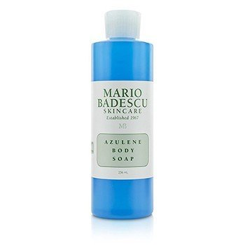 Mario Badescu Azulene Body Soap - For All Skin Types  236ml/8oz