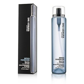 Shu Uemura Depsea Foundation Daily Style Refresher  150ml/5oz