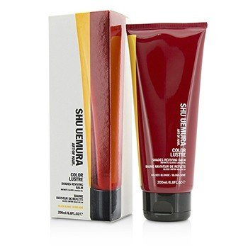 Shu Uemura Balsam do włosów blond Color Lustre Shades Reviving Balm - # Golden Blonde  200ml/6.8oz