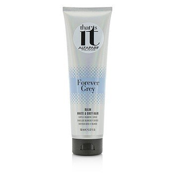 AlfaParf That's It Forever Grey Balm (For White & Grey Hair)  150ml/5.07oz