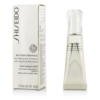 Shiseido Bio Performance Glow Revival Tratamiento de Ojos  15ml/0.54oz