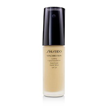 Shiseido Synchro Skin Base Líquida Duradera SPF 20 - Neutral 2  30ml/1oz