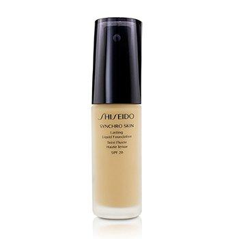 Shiseido Synchro Skin Lasting Liquid Foundation SPF 20 - Neutral 3  30ml/1oz