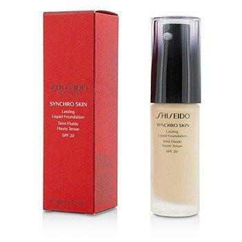 Shiseido Synchro Skin Base Líquida Duradera SPF 20 - Rose 1  30ml/1oz