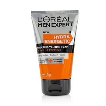 L'Oreal Pianka do mycia twarzy Men Expert Hydra Energetic X Creatine-Taurine Foam  100ml/3.3oz