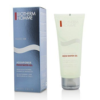 Biotherm Homme Aquapower Fresh Water-Gel  100ml/3.38oz