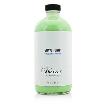 Baxter Of California Shave Tonic Concentrated Formula  473ml/16oz