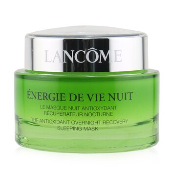 Lancome Energie De Vie Overnight Recovery Sleeping Mask - For All Skin Types, Even Sensitive  75ml/2.6oz
