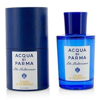 アクアディパルマ Blu Mediterraneo Cedro Di Taormina Eau De Toilette Spray  75ml/2.5oz