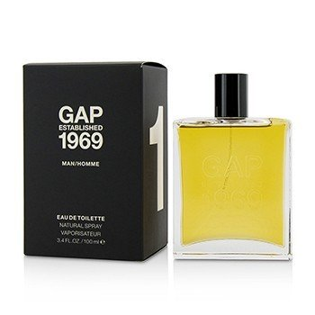 Gap Established 1969 Man Eau De Toilette Spray  100ml/3.4oz
