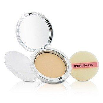 IPKN New York Moist Perfume Powder Pact - #23 (Natural Beige) (Unboxed)  14.5g/0.51oz