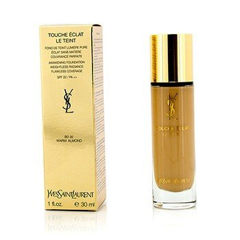 Yves Saint Laurent Touche Eclat Le Teint Awakening Foundation SPF22 - #BD30 Warm Almond  30ml/1oz