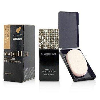 Shiseido Maquillage Dramatic Film Liquid UV Foundation SPF 25 - #OC20  30ml/1oz