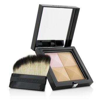Givenchy Prisme Visage Cuarteto Polco Facial Sedoso - # 4 Dentelle Beige  11g/0.38oz
