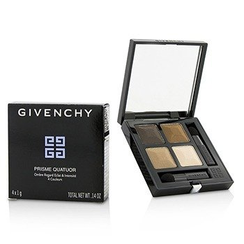 Givenchy Prisme Quatuor 4 Colors Eyeshadow - # 9 Delicate  4x1g/0.03oz