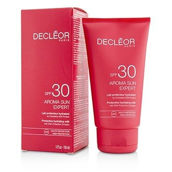 Decleor Aroma Sun Expert Protective Hydrating Milk High Protection SPF 30 - Tube  150ml/5oz