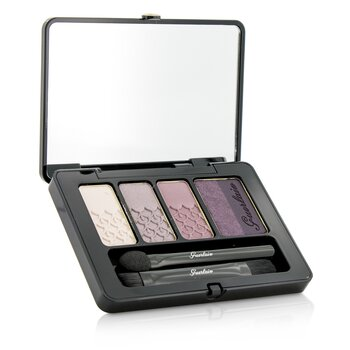 Guerlain 5 Couleurs Eyeshadow Palette - # 01 Rose Barbare  6g/0.21oz