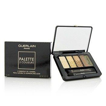 Guerlain Paleta de Sombras de Ojos de 5 Colores - # 03 Coque D'Or  6g/0.21oz